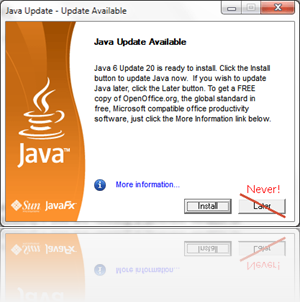 java-update-available