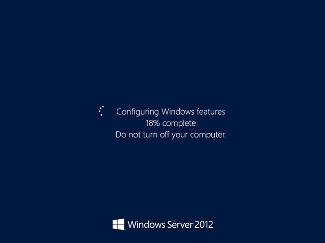 failure configuring windows updates reverting changes how to stop